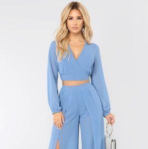 Sale! Fashion Nova pants set